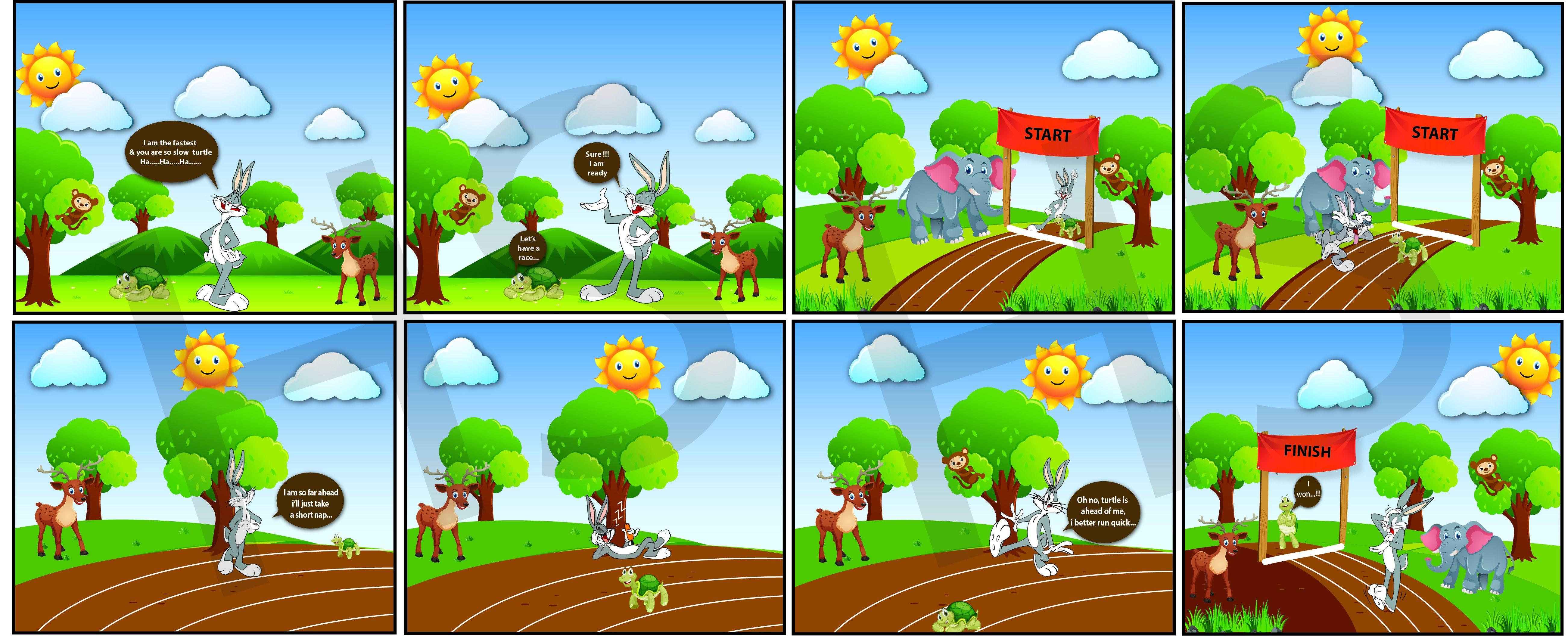 Storybook Illustration 1