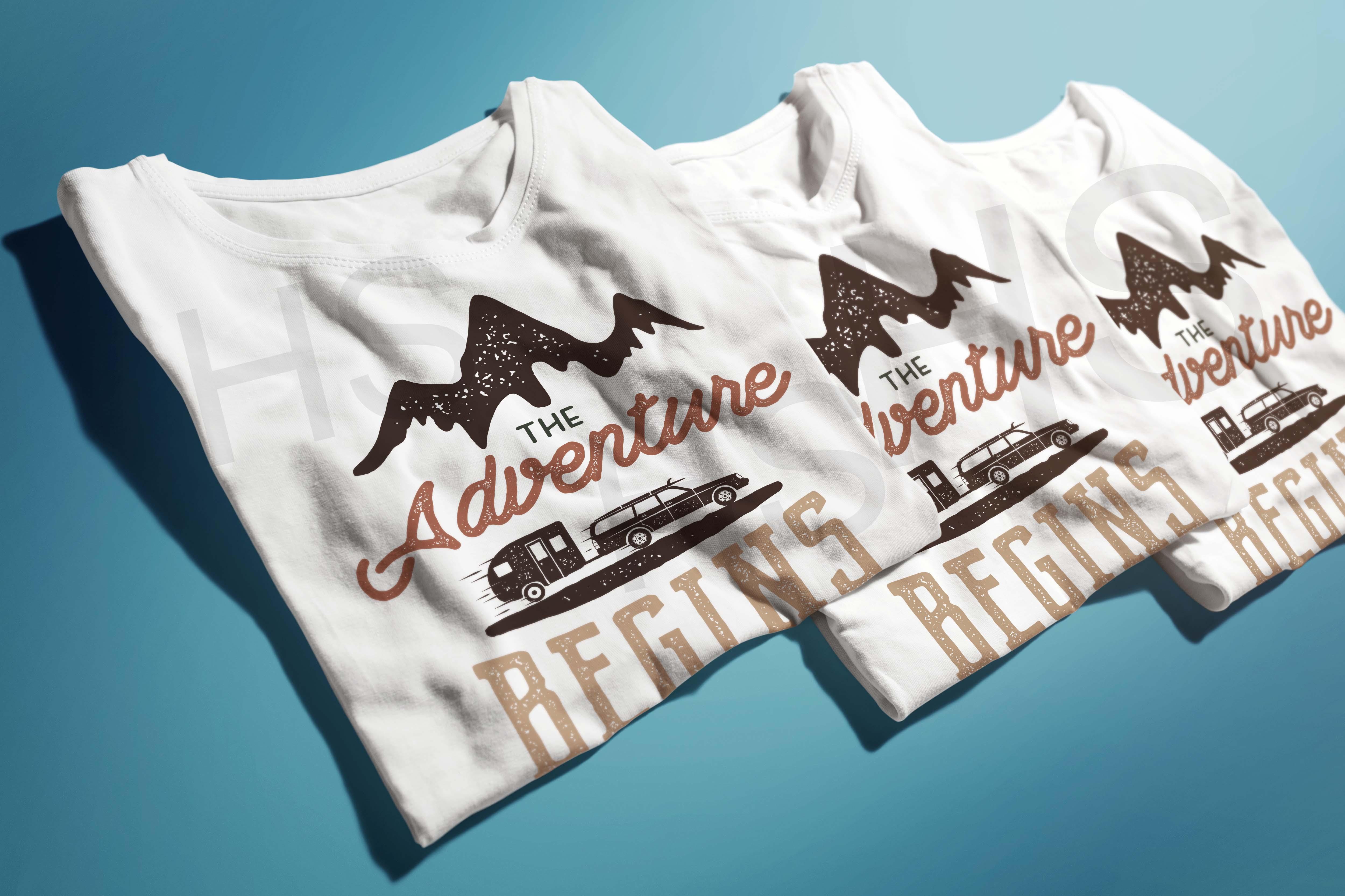 Adventure1 T Shirt